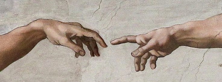 'Adam's_Creation_Sistine_Chapel_ceiling'_by_Michelangelo_JBU33